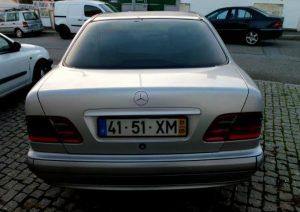 Penhora das Finanças Mercedes E220 pela Melhor oferta 3