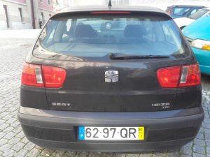 Bens Penhorados Seat Ibiza Licite por 1 euro 2