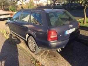 Bens Penhorados Finanças Audi A4 TDI em Leilão 2