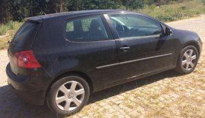 Carro penhorado VW Golf comercial Licite por 1800 euros 2