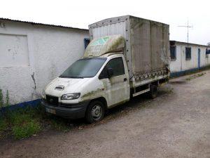 Bem Penhorado Hyundai de Mercadorias licite por 125 euros 4