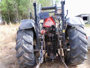 Tractor Agrícola penhorado 2