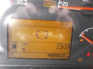 Camião Penhorado Volvo em Leilão por 7800 euros 3