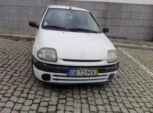 Penhora Finanças Renault Clio Licite pela Melhor Oferta 5