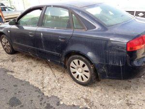 Carro penhorado Audi A4 TDI de 2005 Licite por 3600 euros 4