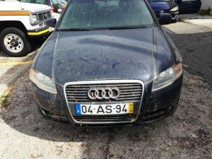 Carro penhorado Audi A4 TDI de 2005 Licite por 3600 euros 5
