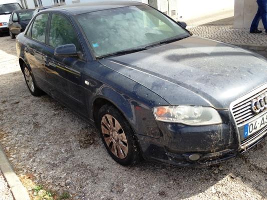 Carro penhorado Audi A4 TDI de 2005 Licite por 3600 euros 1