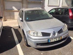 Penhora finanças Renault Megane 2100 euros 3