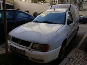 Penhora Finanças VW Caddy Licite por 350 euros 3