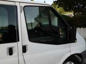 Penhoras Finanças Ford Transit 2