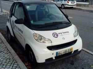 Penhora Finanças Smart de 2008 Licite por 1110 euros 5