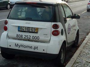 Penhora Finanças Smart de 2008 Licite por 1110 euros 4