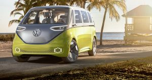 VW Kombi Pão de forma está de volta e totalmente eléctrica 6