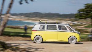 VW Kombi Pão de forma está de volta e totalmente eléctrica 2