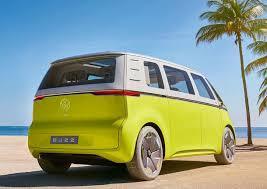 VW Kombi Pão de forma está de volta e totalmente eléctrica 5