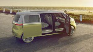 VW Kombi Pão de forma está de volta e totalmente eléctrica 3