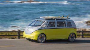 VW Kombi Pão de forma está de volta e totalmente eléctrica 4