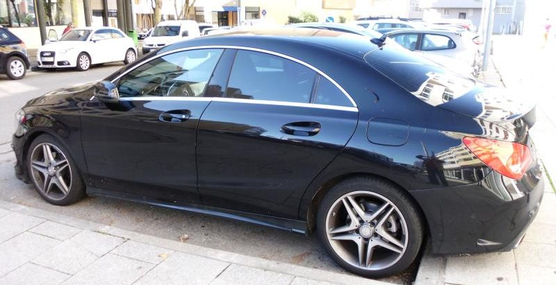 PENHORADO Mercedes CLA de 2016 1