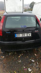 Fiat Punto Penhorado Finanças 2