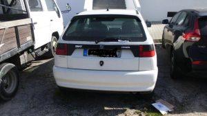 Seat Ibiza Penhorado Finanças 1