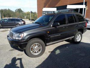 Penhorado Finanças Jeep Grand Cherokee 2