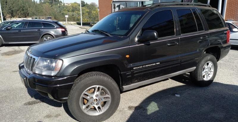 Penhorado Finanças Jeep Grand Cherokee 1