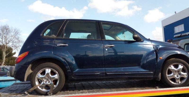 Chrysler PT Cruiser penhorado por 455 euros 13