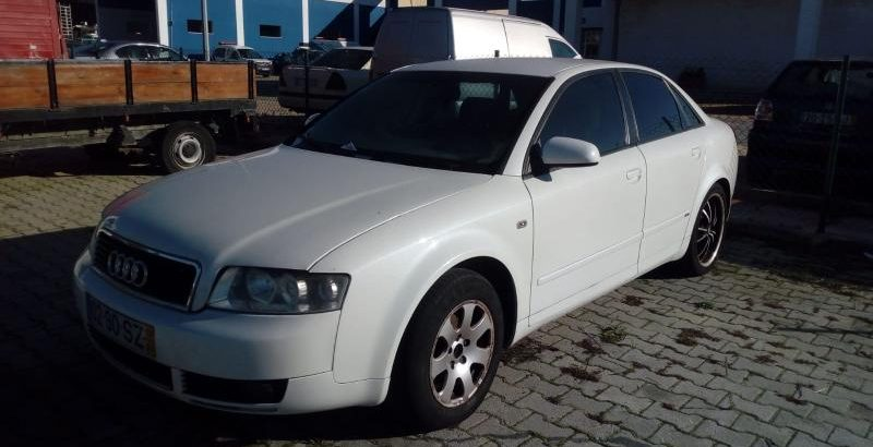 Audi A4 Penhorado Finanças 12
