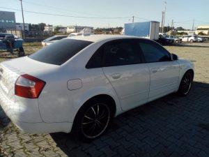 Audi A4 Penhorado Finanças 2