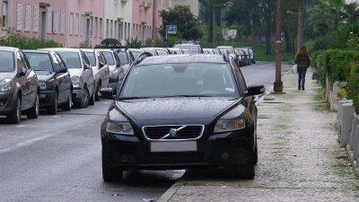 150€ de Multa para mal estacionamento 17