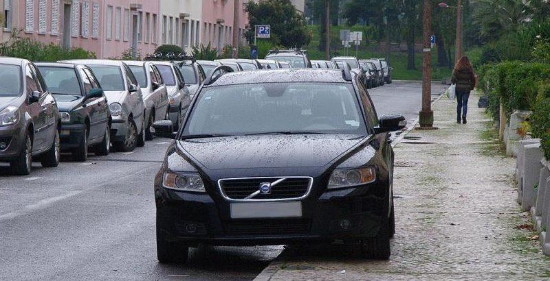 150€ de Multa para mal estacionamento 1