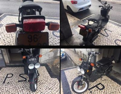 Honda Zoomer Penhorada Licite 350€ 44