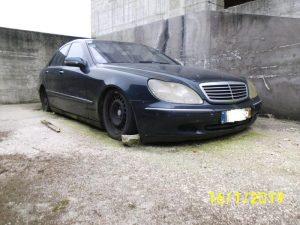 Mercedes Penhorado finanças