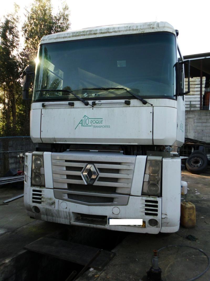 camião penhorado