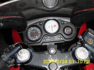 Mota Penhorada Honda CBR por 525 euros 1
