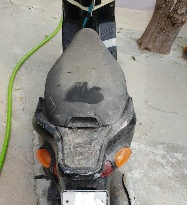 motociclo penhorado
