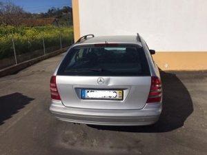 Mercedes c200 Penhorado por 2450 euros 2