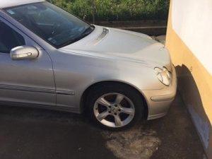 Mercedes c220 Penhorado