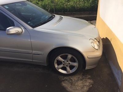 Mercedes c200 Penhorado