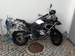 Mota BMW usada