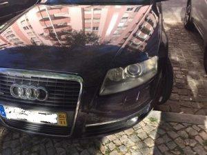 Audi A6 Penhorado