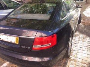Audi A6 Penhorado em Leilão 2