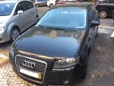 Audi A3 Penhorado