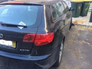 Audi A3 Penhorado por 5250€ 2