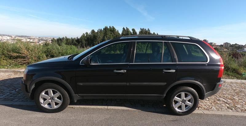 Volvo XC90 em leilão