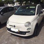 Fiat 500 Penhorado