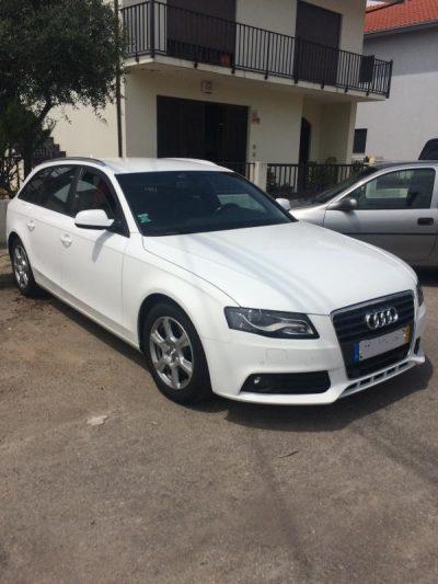 Audi A4 penhorado