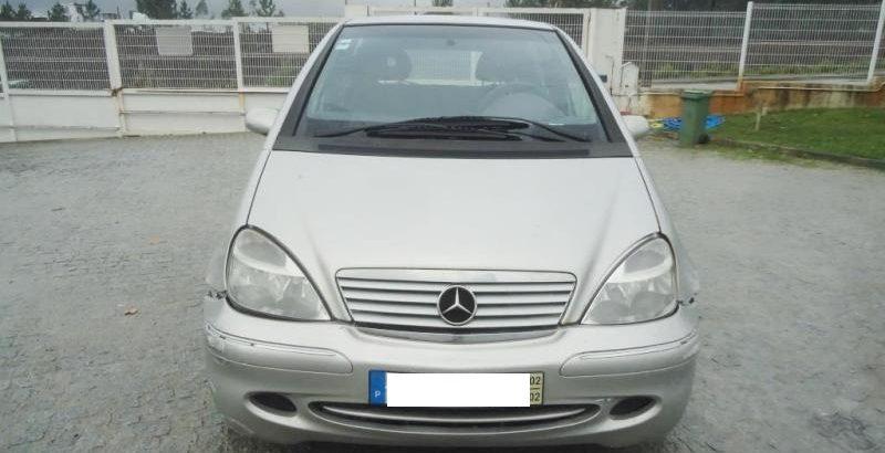 Mercedes A170 CDI penhorado