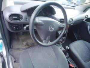 Leilão de Mercedes A170 CDI Penhorado por 1250€ 2