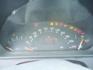 Leilão de Mercedes A170 CDI Penhorado por 1250€ 1